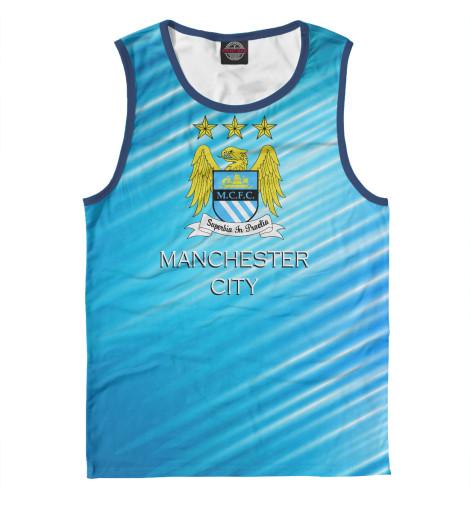 Майка Print Bar Manchester City jungle manchester