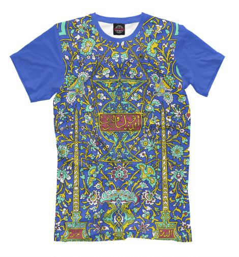 Купить Мужская футболка Мусульманский Узор ISL-841386-fut-2