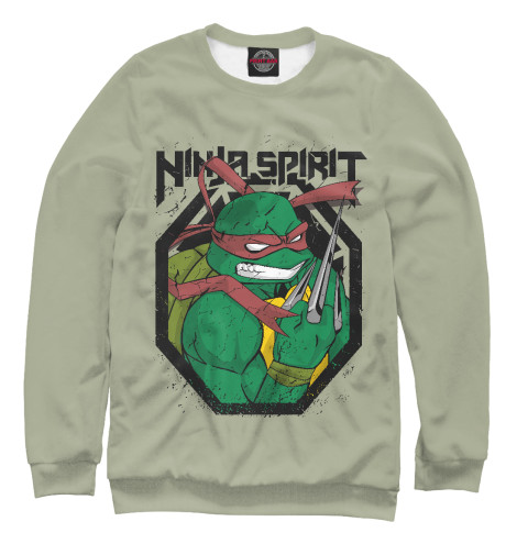 Свитшот Print Bar Ninja Spirit свитшот print bar assassin spirit
