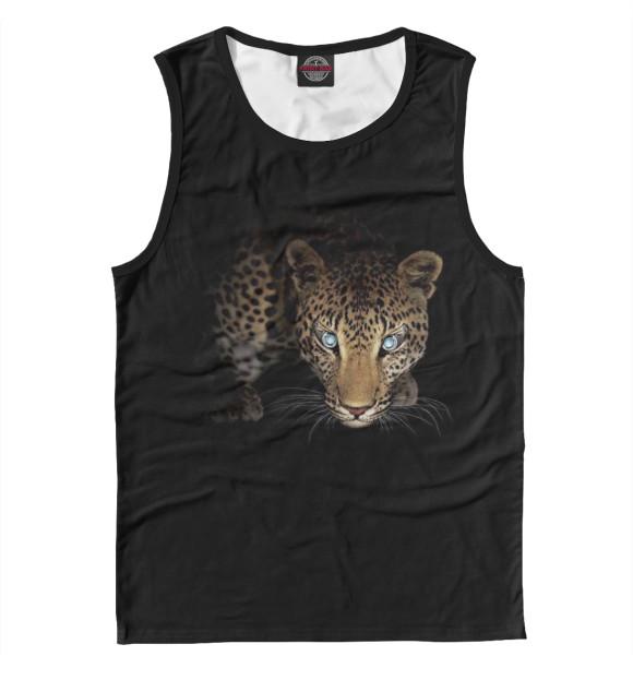 Купить Майка для мальчика Леопард HIS-610019-may-2