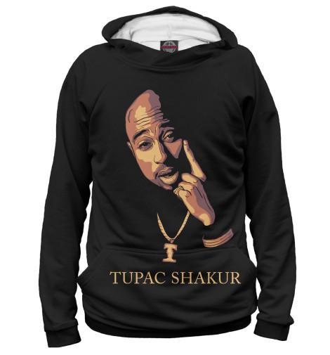 Худи Print Bar TUPAC SHAKUR лонгслив printio 2pac tupac