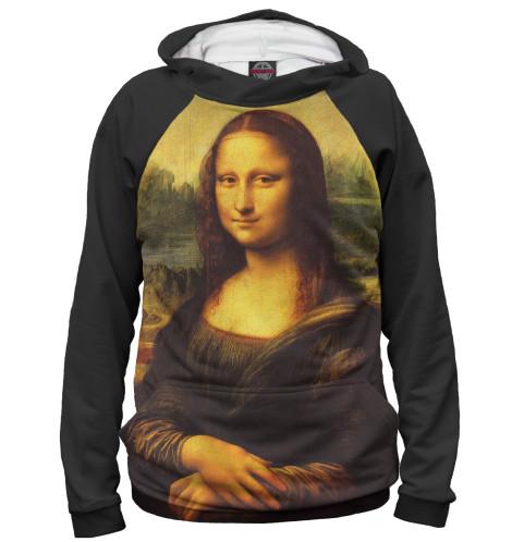 Женское худи Мона Лиза Джоконда