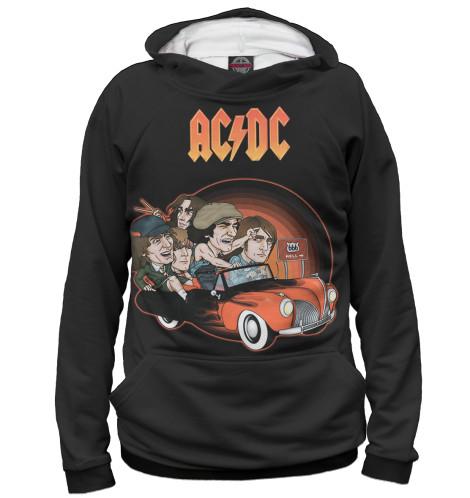 Мужское худи AC/DC