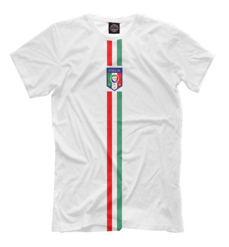 Футболка Print Bar Сборная Италии свитшот print bar сборная германии