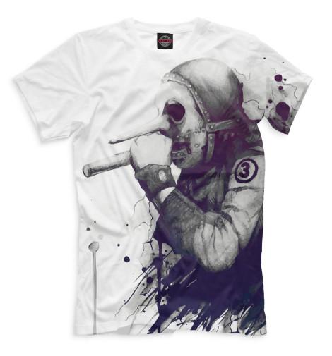 Купить Мужская футболка Slipknot SLI-949642-fut-2