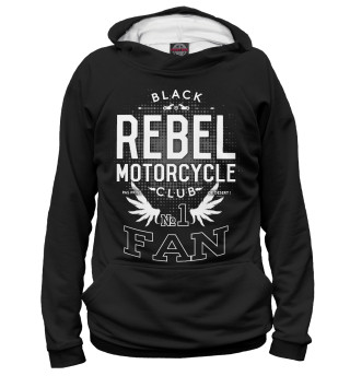 Женское худи Black Rebel Motorcycle Club