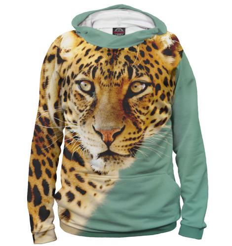Купить Худи для мальчика Леопард HIS-952380-hud-2