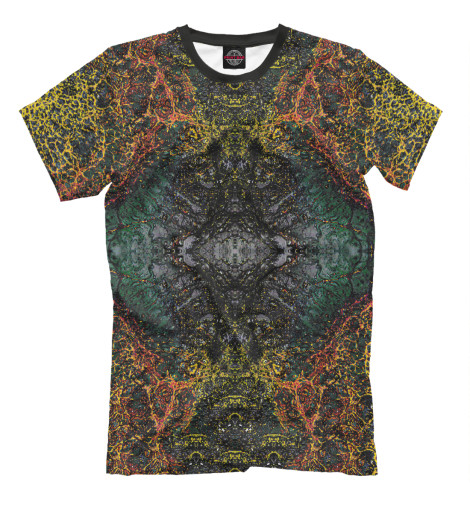 Футболка Print Bar Psychedelic футболка flip psychedelic black