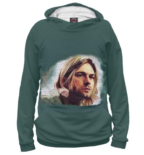 цена на Худи Print Bar Kurt Cobain