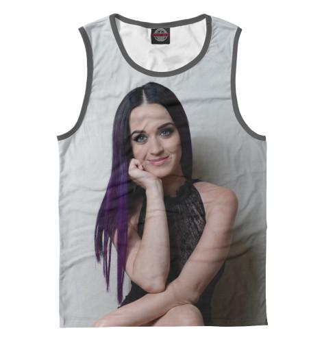 Майка Print Bar Katy Perry виниловая пластинка katy b katy b little red 2lp