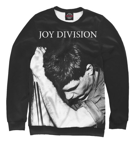 Свитшот Print Bar Joy Division футболка print bar joy division