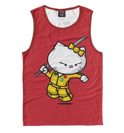 Майка Print Bar Hello Kitty набор карандашей hello kitty 36 hb