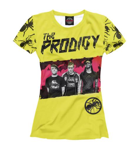Футболка Print Bar The Prodigy футболка print bar chance the rapper