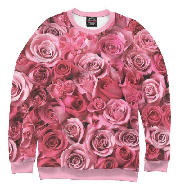 Купить Женский свитшот Розы CVE-868122-swi-1