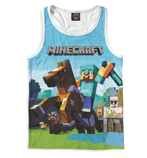 Купить Мужская майка-борцовка Minecraft MCR-137920-mayb-2