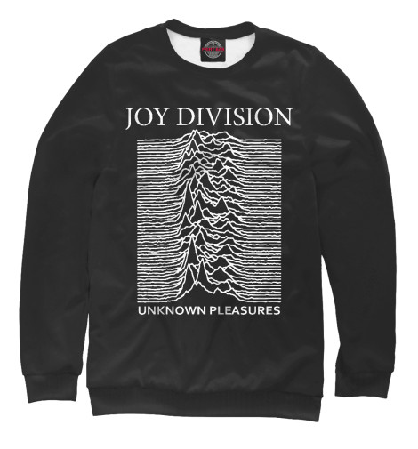 Свитшот Print Bar Joy Division joy division joy division closer 180 gr