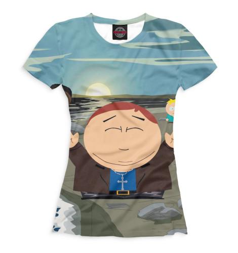 Женская футболка Вера + 1