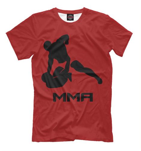 Футболка Print Bar MMA mma muay boxe pantalon boxeo m xxxl mma 43487516144