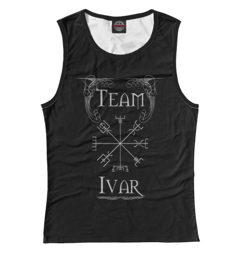 Майка Print Bar Team Ivar