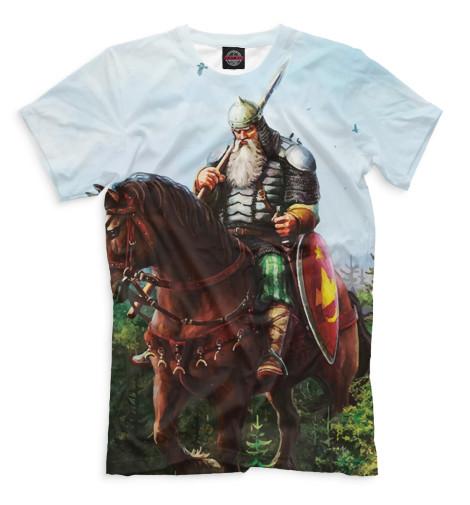 Купить Мужская футболка Богатырь BGT-391686-fut-2