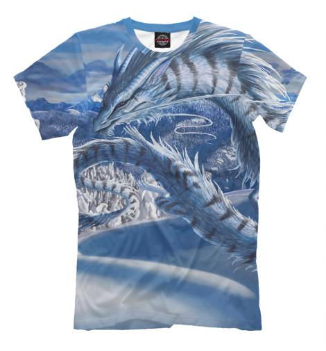 Футболка Print Bar Драконы футболка print bar китайские драконы