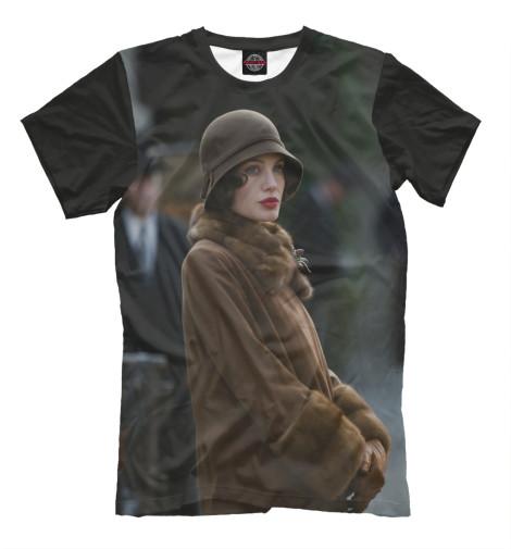 Футболка Print Bar Подмена — Анджелина Джоли футболка классическая printio анджелина джоли