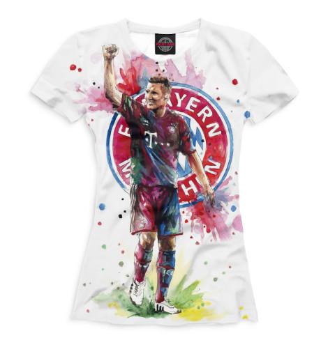 Женская футболка Bayern Munchen