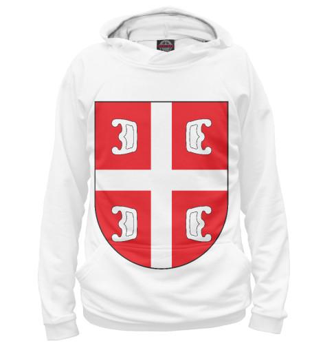 Худи Print Bar Сербский Щит футболка print bar сербский щит