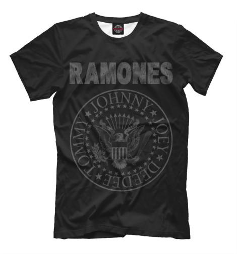 Футболка Print Bar Ramones футболка print bar ramones