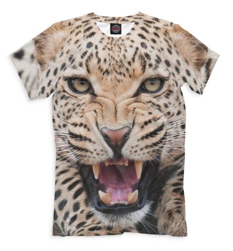 Купить Футболка для мальчиков Леопард HIS-720693-fut-2