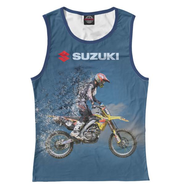 Купить Майка для девочки Suzuki MTR-404343-may-1
