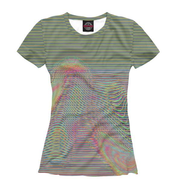 Женская футболка Позитив PSY-606224-fut-1  - купить со скидкой
