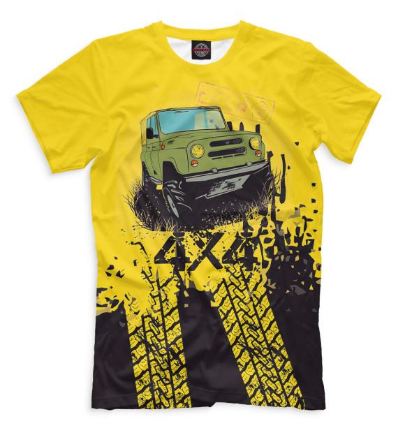 Купить Мужская футболка УАЗ OUT-992294-fut-2