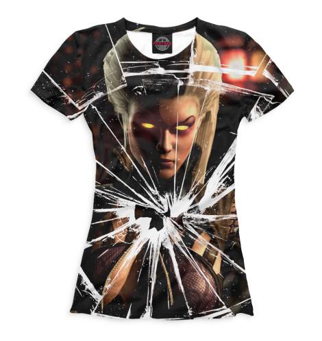 Женская футболка Sindel