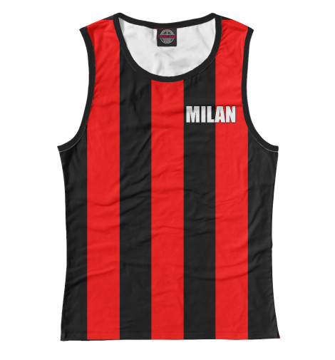 Майка Print Bar AC Milan adidas ac milan гетры