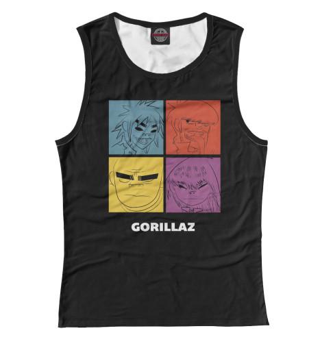 Купить Майка для девочки Gorillaz GLZ-415521-may-1