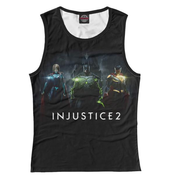 Купить Майка для девочки Injustice 2 INJ-295174-may-1