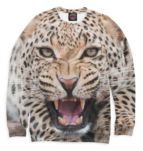 Купить Женский свитшот Леопард HIS-720693-swi-1