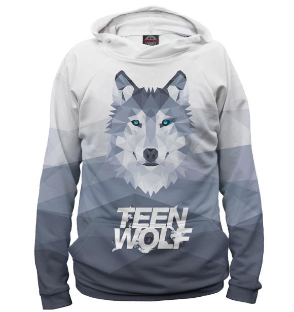Купить Женское худи Волчонок TWF-874072-hud-1