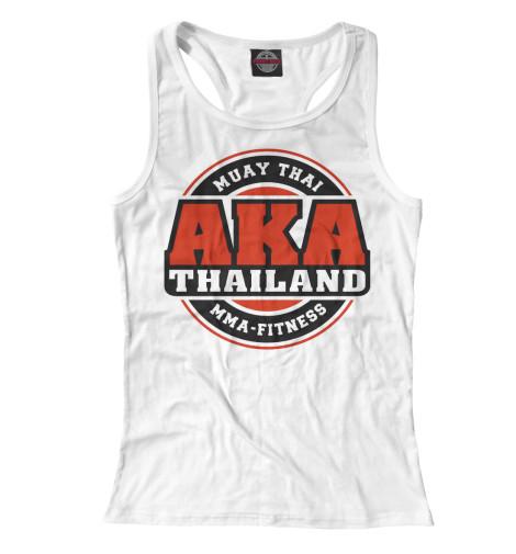 Майка борцовка Print Bar AKA Thailand майка борцовка print bar aka thailand