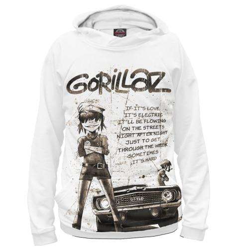 Купить Худи для девочки Gorillaz GLZ-181045-hud-1