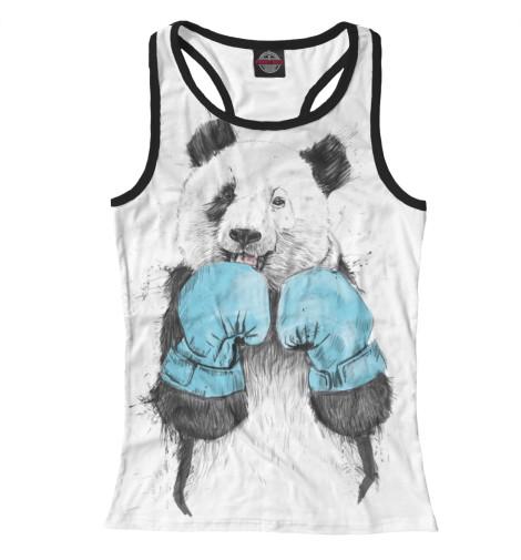 Майка борцовка Print Bar Панда боксер майка борцовка print bar панда