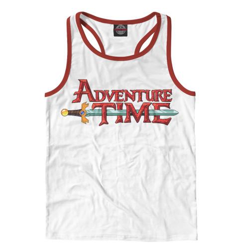 Купить Мужская майка-борцовка Adventure Time ADV-441606-mayb-2