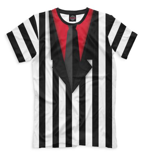 Купить Мужская футболка Битлджус TIM-807071-fut-2
