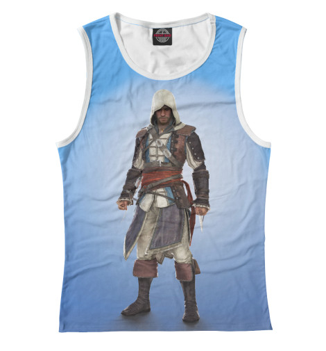 Майка Print Bar Edward Kenway (Assassins Creed)