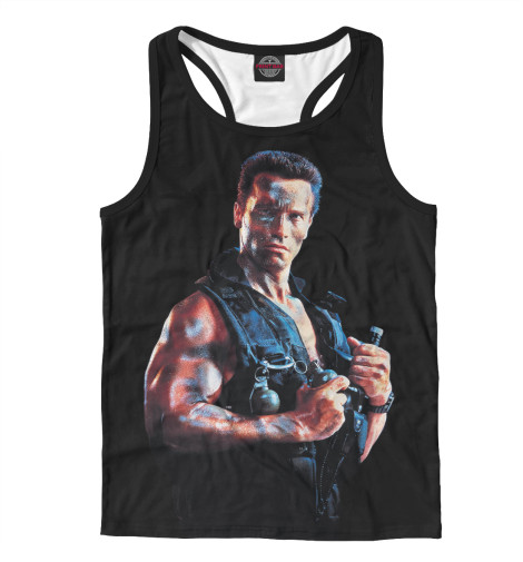 Майка борцовка Print Bar Commando набор фигурок rebel commando pao