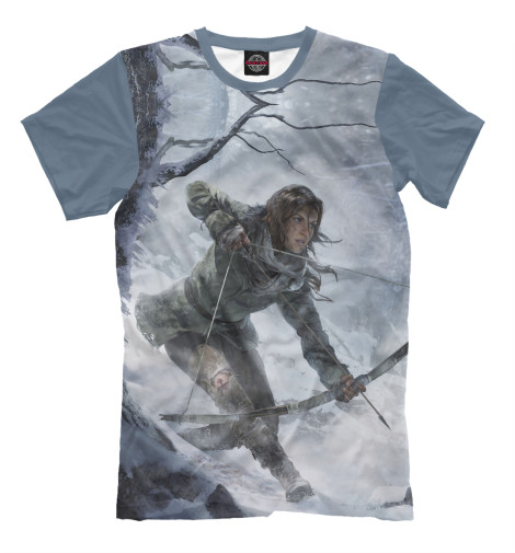 Футболка Print Bar Rise of the Tomb Raider