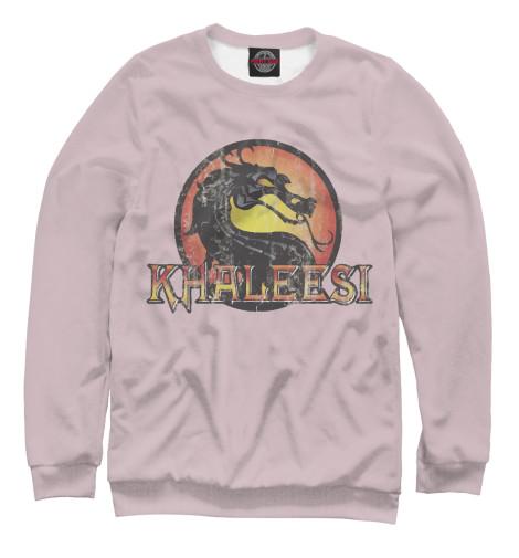 Свитшот Print Bar Khaleesi - Mortal Kombat свитшот унисекс хлопковый printio mortal kombat