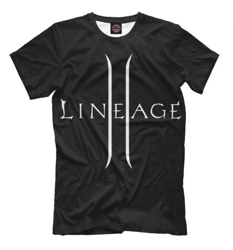 Футболка Print Bar Lineage 2 lineage os vernet starye ystroistva k jizni