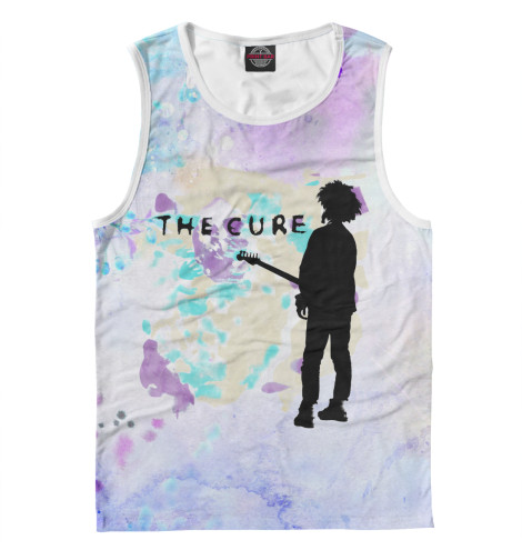 Майка Print Bar The Cure толстовка wearcraft premium унисекс printio the cure